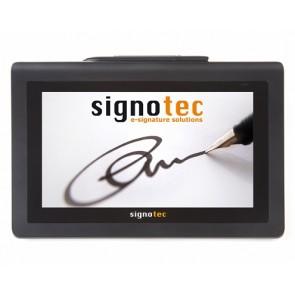 Signotec podpisna tablica Delta - ST-DERT-3-U100
